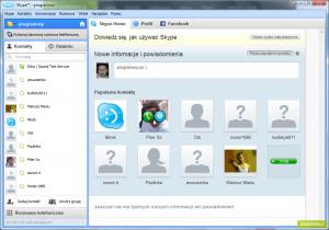 Skype Portable - Download na Programosy.pl