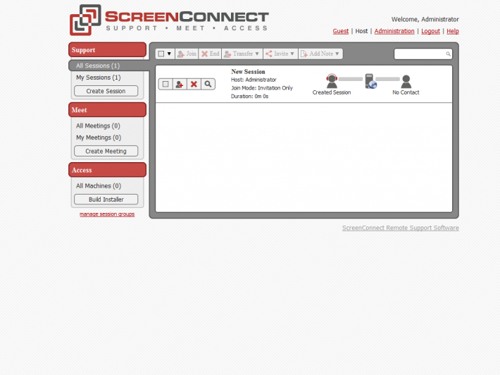 ScreenConnect