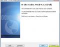 TÉLÉCHARGER K-LITE CODEC PACK FULL 9.3.0 GRATUIT