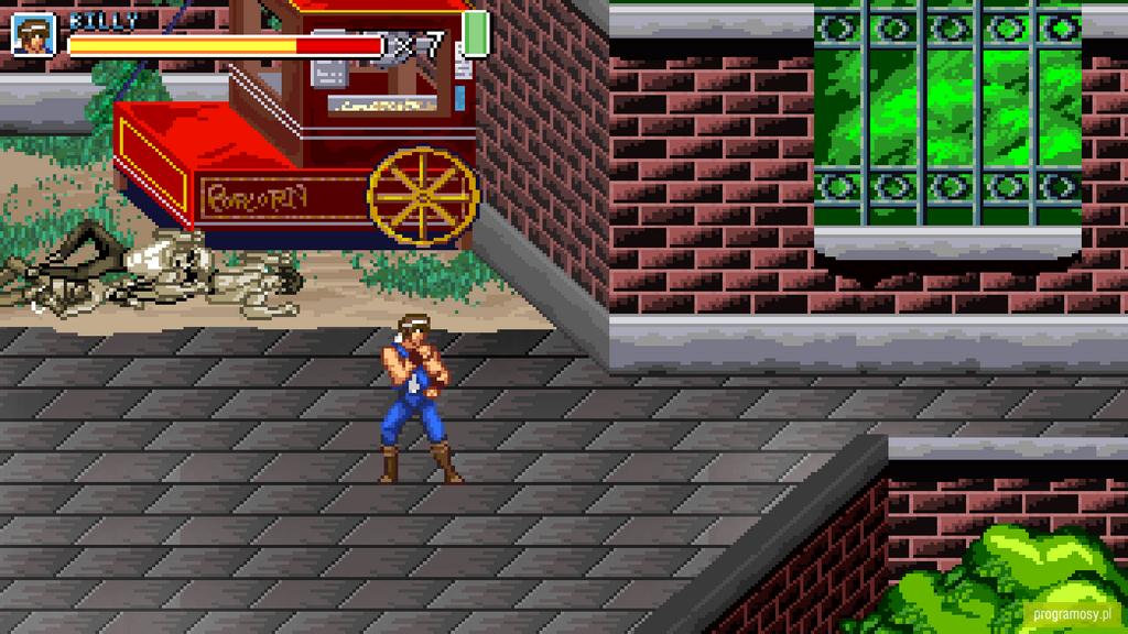 Galeria Zdjec Zrzuty Ekranu Screenshoty Double Dragon Fist Of Rage