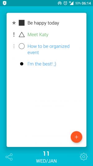 Aplikacja do planowania randek