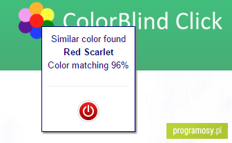 ColorBlind Click for Chrome