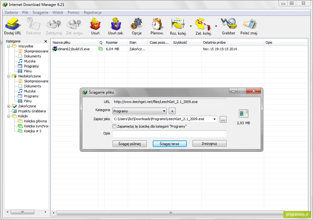 idm download manager registration