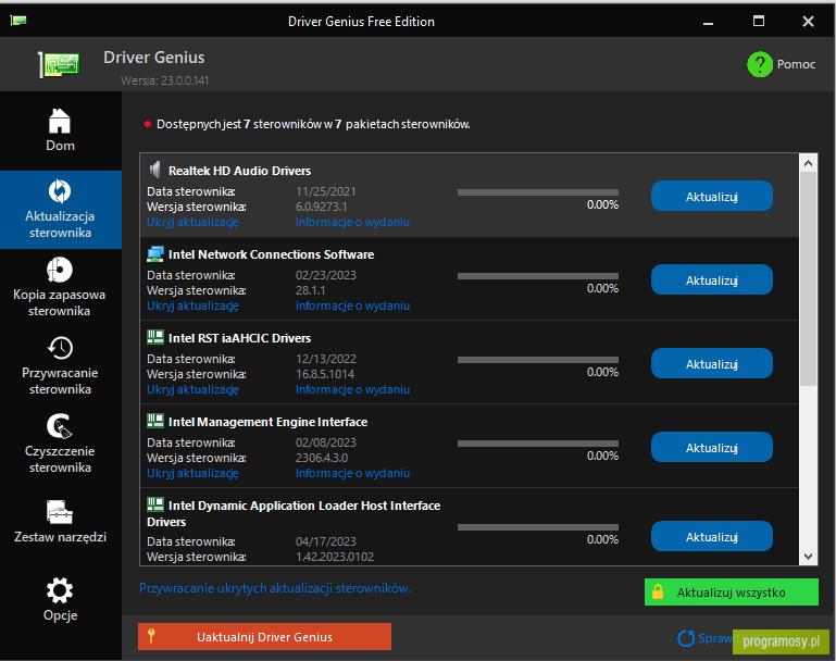 Driver Genius - скачать бесплатно Driver Genius 15.0.0.1021 Pro.