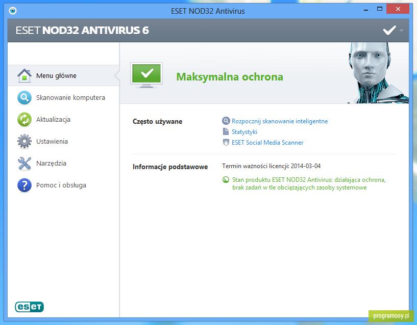 Nod32 antivirus 3 0 642with unlimited update fix h4vock