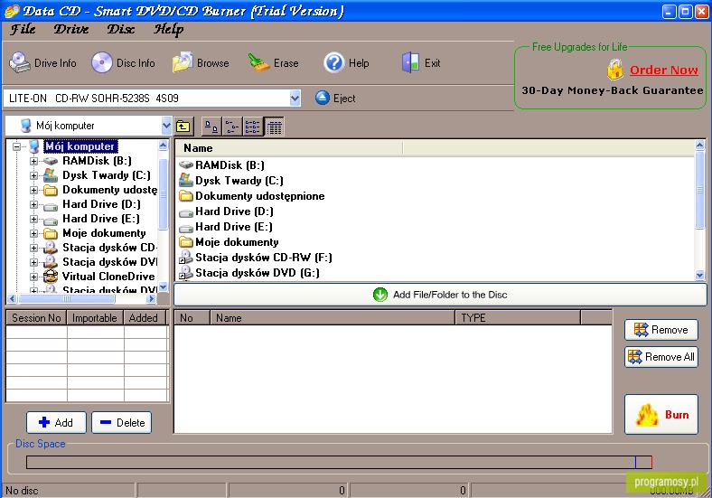 Smart DVD/CD Burner - Download Smart DVD/CD Burner ...
