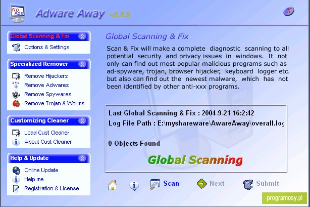 Adware Away