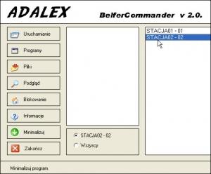 BelferCommander