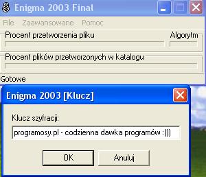 Enigma 2003 Final