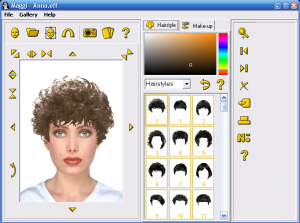 Maggi Hairstyles Cosmetics 71 Download Programy